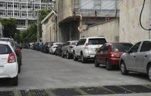 """""""Los clientes no parquean por miedo a la multa"""": comerciantes"""