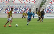 Sporting FC hizo respetar la casa y se coronó campeón de la categoría 2005 en la Baq Cup