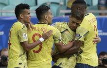 Colombia 1, Paraguay 0: Nueve de nueve y a soñar