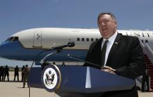 Pompeo anuncia viaje a Arabia Saudita y Emiratos por crisis con Irán
