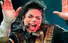 Michael Jackson en el
