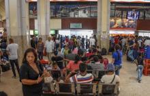 Terminal de Transporte adopta medidas para controlar pago de la tasa de uso
