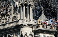 Investigación preliminar sobre incendio de Notre Dame descarta origen criminal