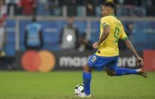 Asi fueron los penales de Brasil-Paraguay por los cuartos de final de la Copa América