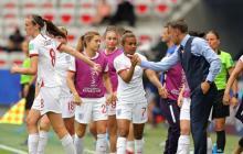Inglaterra domina a Noruega y es primer semifinalista del Mundial femenino