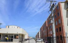 Conjunto residencial ubicado en zona de expansión.