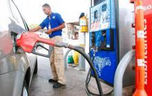 Precio de la gasolina sube $149 por galón en Barranquilla a partir de julio