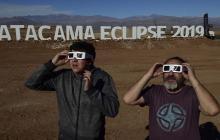 Hoy, eclipse de Sol: un fenómeno para ver con cuidado