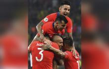 Los jugadores chilenos esperan eliminar a Perú y jugar una nueva final de Copa América.