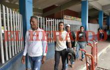 En video | Nueve de los colombianos exdetenidos en Caracas llegan a Barranquilla