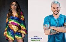 Anitta y Pedro Capó.