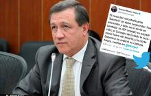 El error de Ernesto Macías al pedir captura de Santrich