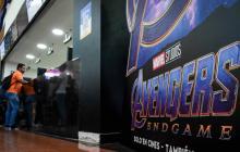 Estudio reporta 63.9 millones de entradas a los cines en el país