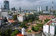 Plaza de Mayo y Casa Rosada.