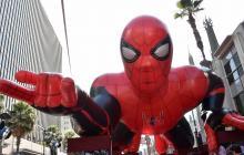 """""""Spider Man"""" trepa a la punta de la taquilla de EEUU"""