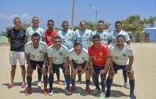 ¡A jugar se dijo! | Betulia golea a Villa de San Pedro en el torneo de fútbol de Las Terrazas
