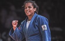 Judoca Elvismar Rodríguez será la abanderada de Venezuela en los Panamericanos