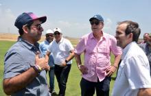 En video | Coldeportes inspecciona escenarios de  Barranquilla