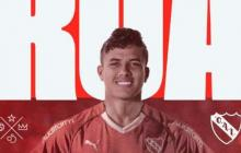 En video   Independiente da emocionante bienvenida al sabanalarguero Andrés Roa