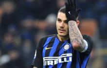Icardi deja la concentración del Inter entre rumores sobre su futuro