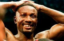 Pernell Whitaker, exmedallista de oro olímpico y campeón mundial de boxeo en cuatro categorías distintas.