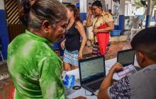 Un millón de ciudadanos inscribieron su cédula en los puestos de votación