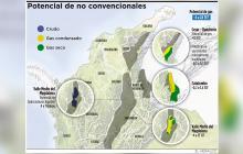 Cesar y La Guajira, candidatos a plan piloto de 'fracking'