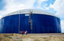 Cancelan pruebas de llenado del tanque 7 de Abril de este jueves