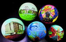 La bola de trapo de Corozo, arte de colección con emoción caribe