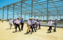 Compañía peruana invierte USD100 millones en Atlántico