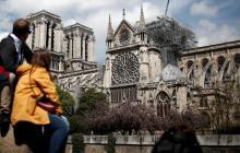 París ordena limpiar colegios cercanos a Notre Dame por miedo a contaminación