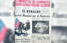 """""""El Águila ha alunizado"""": así se vivió en Barranquilla"""