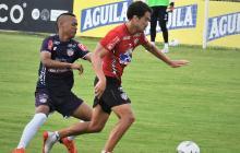 Hernández será titular.