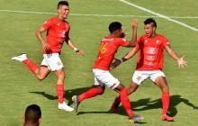 Jesús Rocha le da el triunfo al Barranquilla FC