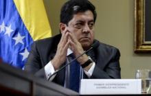 Vicepresidente de Parlamento de Venezuela levanta huelga de hambre