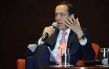 El superintendente de Industria y Comercio, Andrés Barreto.