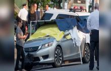 Padre olvida a sus hijos en el carro y horas después los encuentra muertos