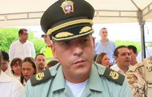 Comandante Mauricio Pedraza.