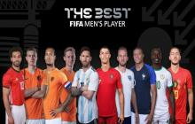 Messi, Sané y Van Dijk, favoritos al premio 'The Best'