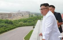 Kim Jong Un supervisó pruebas de un nuevo sistema de lanzamiento múltiple de cohetes