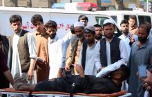 Los heridos fueron trasladados a los centros asistenciales más cercanos a la zona