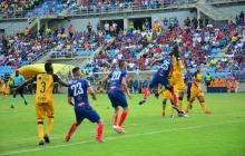 Unión Magdalena continúa sin convencer en la Liga Águila II-2019