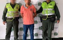 En video   Policía capturó a uno de los 12 más buscados en Santa Marta