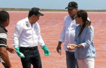 Adjudican explotación de sal en Galerazamba