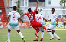 El Barranquilla FC sufre otro traspié en la 'B'