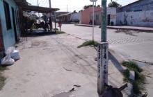 Lo asesinan de un tiro en la cabeza en el barrio La Luz