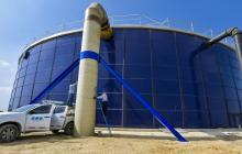 Por llenado de tanque 7 de abril habrá interrupción del servicio de agua este martes y miércoles