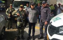 En video   Fiscalía y Ejército descubren identidades de narcos detenidos en Barranquilla y Santa Marta