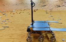 Muestra de un prototipo funcional del robot.