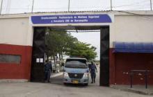 Penitenciaría El Bosque de Barranquilla.